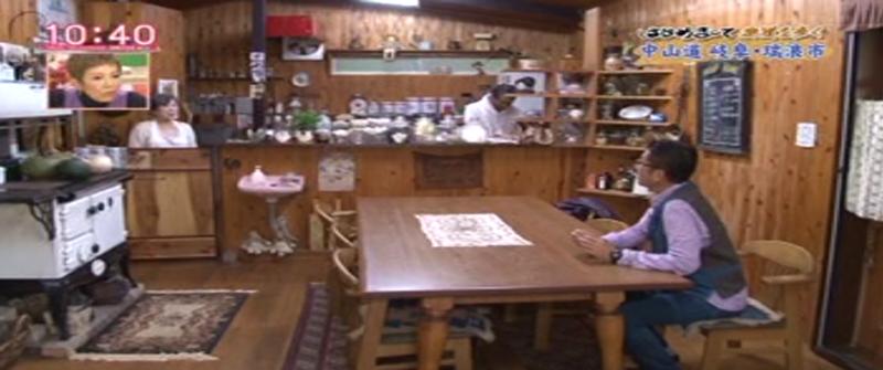 水野もと子先生が東海テレビ 「スイッチ」に出演8