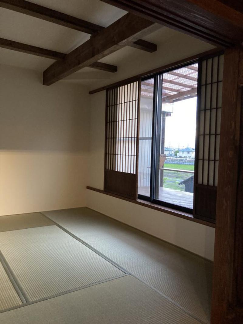 桑名市で古民家再生をさせて頂きましたM様邸の引き渡し3