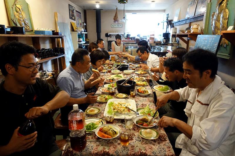 アツサニマケズ! 5月のおもてなし料理教室開催11