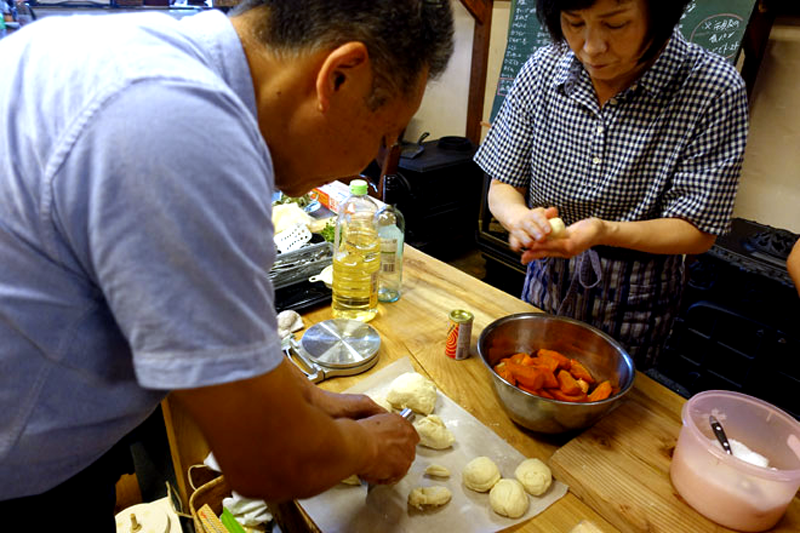 アツサニマケズ! 5月のおもてなし料理教室開催8