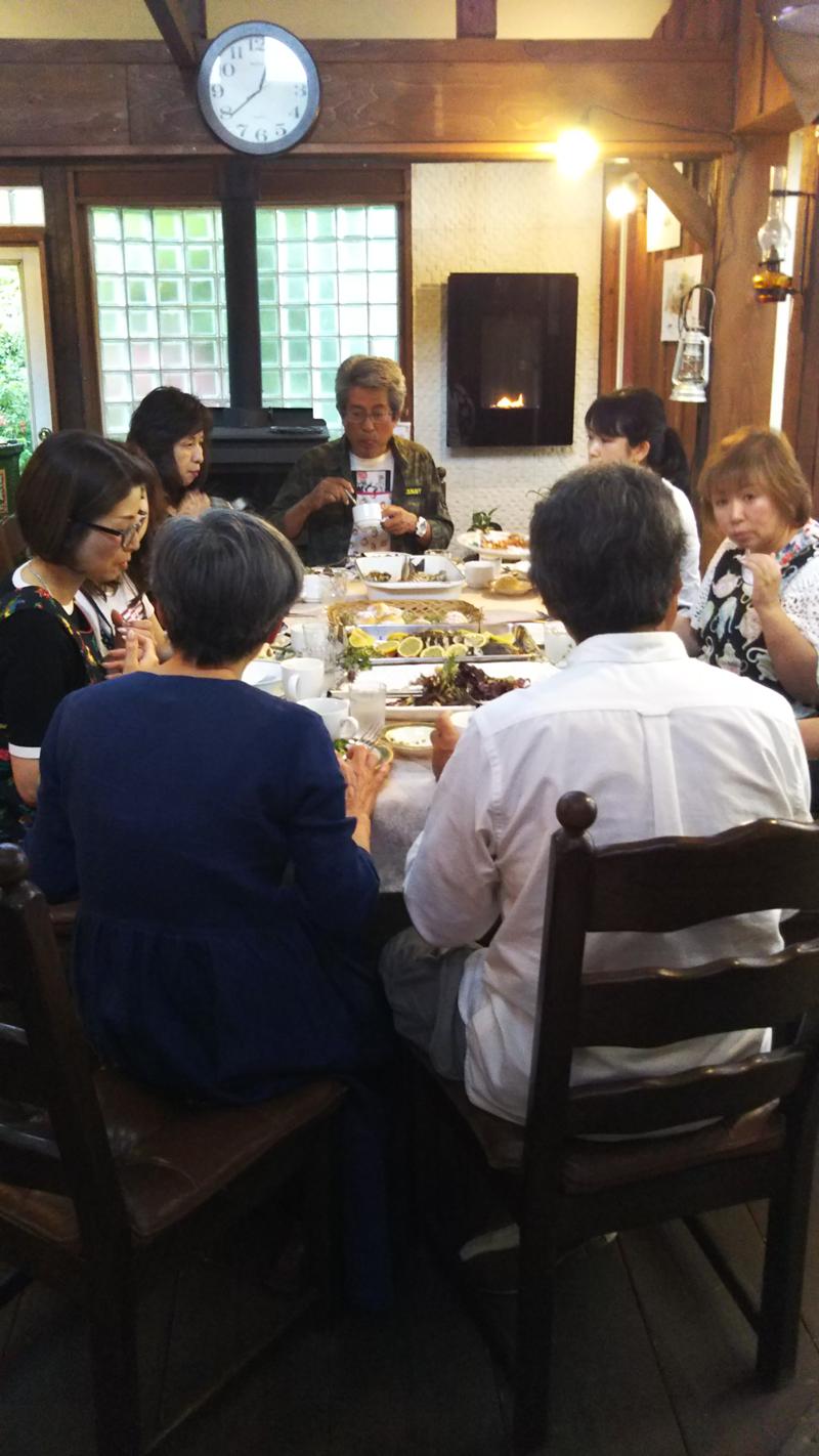 水野もと子先生の料理教室開催致しました17