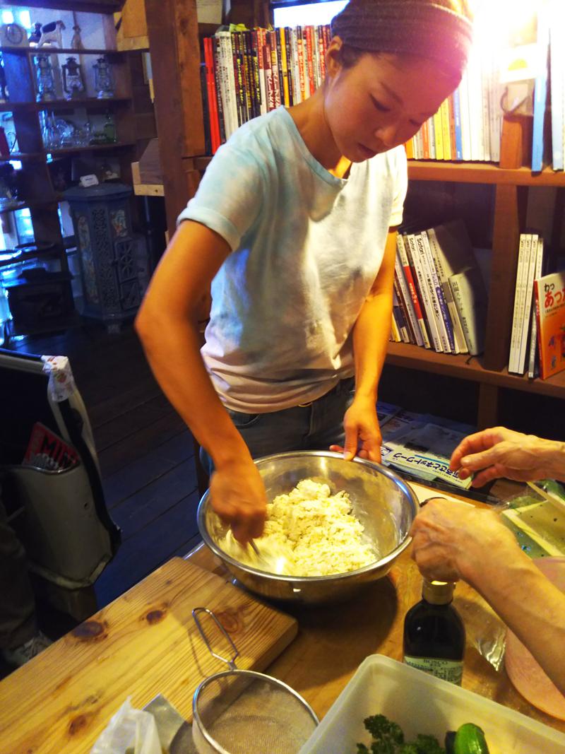水野もと子先生 お料理教室開催いたしました14