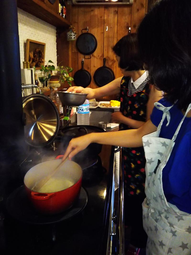 水野もと子先生 お料理教室開催いたしました8