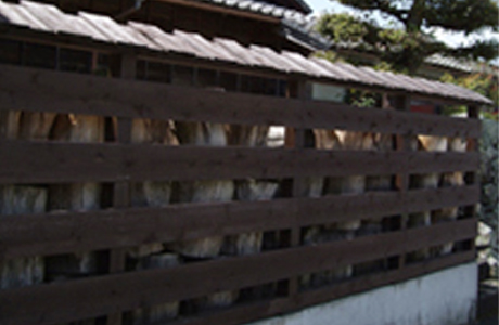 250年の歴史ある古民家を再生したお宅7