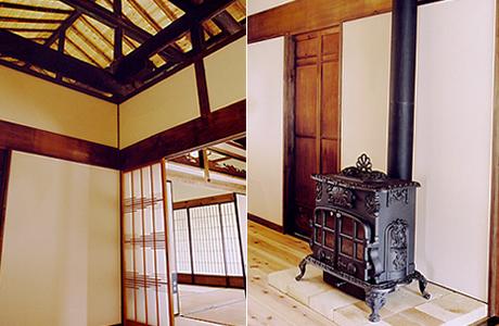 150年の歴史を継ぐ古民家の移築再生3