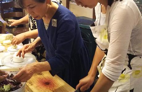 四季のおもてなし料理教室8